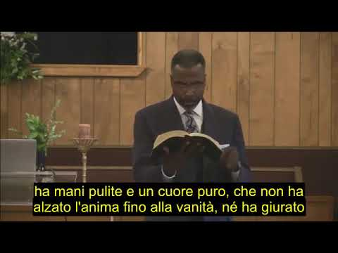 IT PROPHECY SCIENCE & The NEW WORLD ORDER Part 2 Stand In The Holy Place Pastor Arthur Branner 8 18