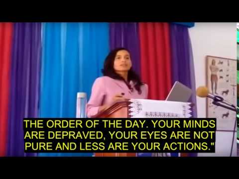 SDA OUT OF THE CITIES EN - VISIONS OF THE END - Daisy Escalante - 4of15 - Do not commit adultery