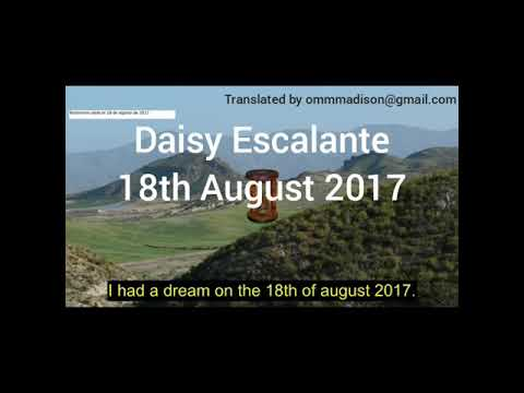 SDA OUT OF THE CITIES EN - VISIONS OF THE END - Daisy Escalante - 18th 08 2017