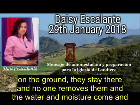 SDA OUT OF THE CITIES EN - VISIONS OF THE END - Daisy Escalante - 29th 01 2018