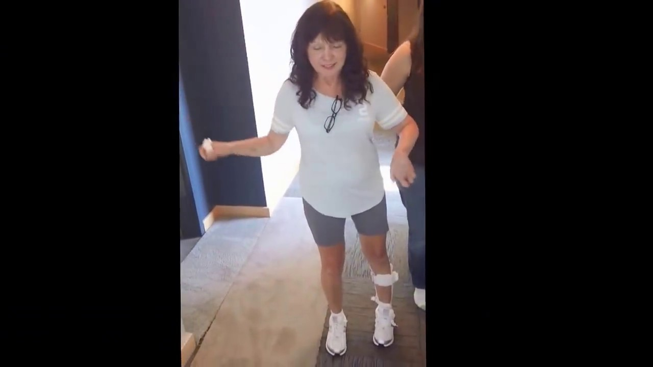 WALK BY FAITH NOT BY SIGHT, MIRACLE STROKE RECOVERY
